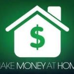 how to make money online from at home