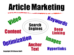 article - Peeling Back The Layers Of Article Marketing To Reveal The Truth