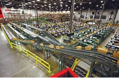 E-Commerce Distribution Center for Small Business