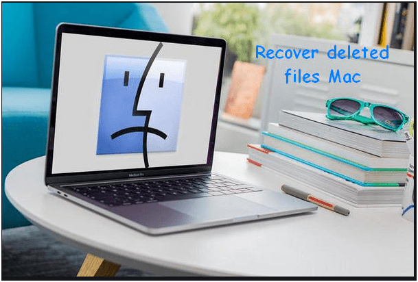 Restore Deleted Files On Mac from Recycle Bin